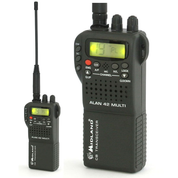 CB Radio ALAN 42
