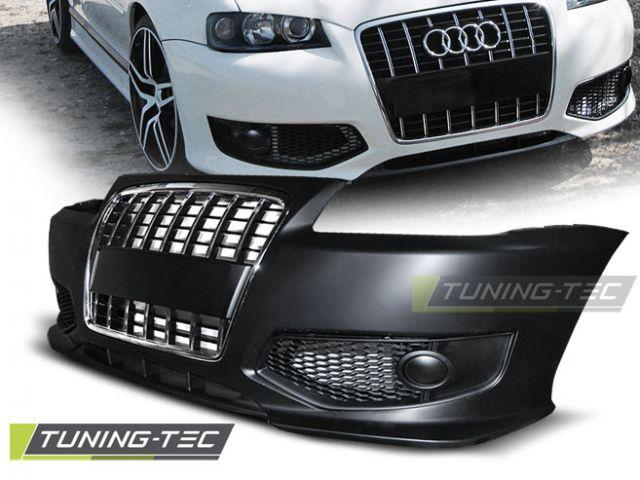 Audi A3 Zderzak Przód Wzs Line Chrom 96 03 Tte Sklep Tuningowy