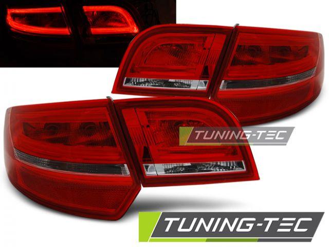 Audi A3 Lampy Tył Led 3 Rodzaje Sportback 8p 04 08 Depo