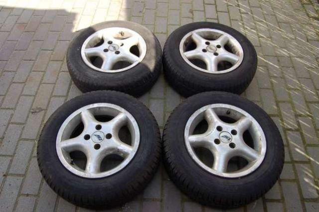 Komis Alufelgi Opony Letnie Vw Opel Honda 1856514 4100 Niem
